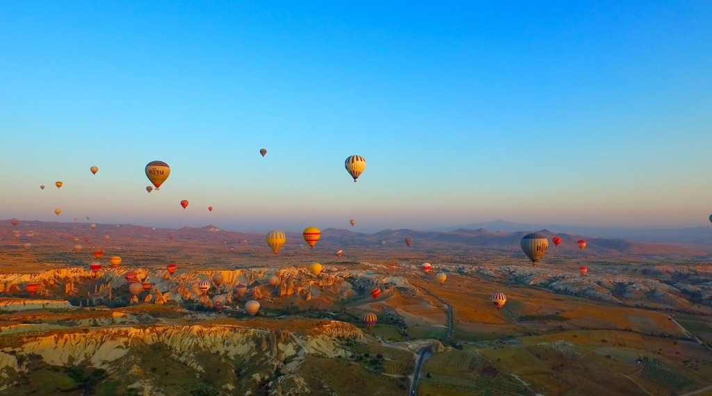 Cappadocia / Kapadokya / Ballons