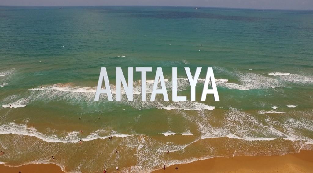 Antalya . Akdeniz