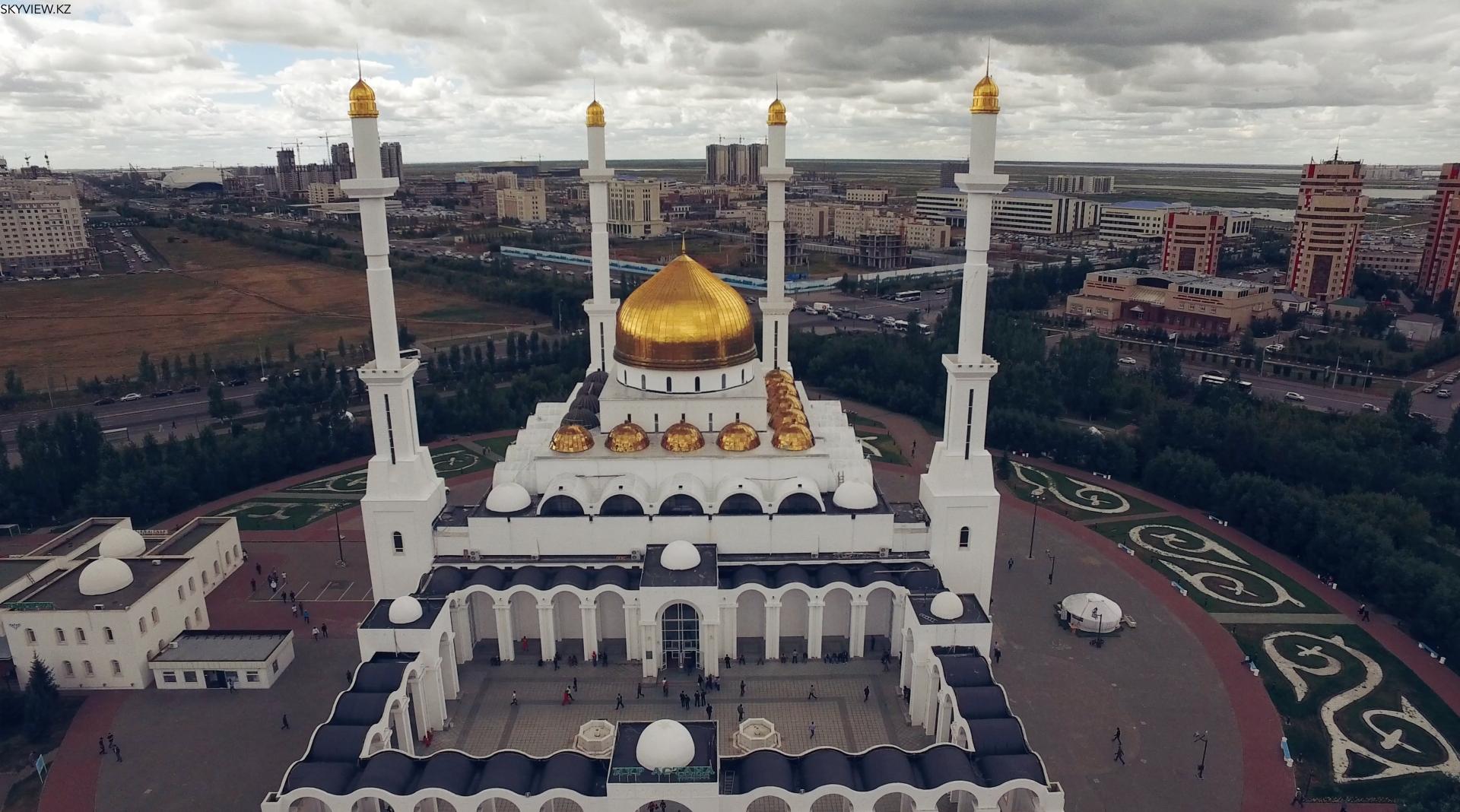 Мечеть - НУР АСТАНА