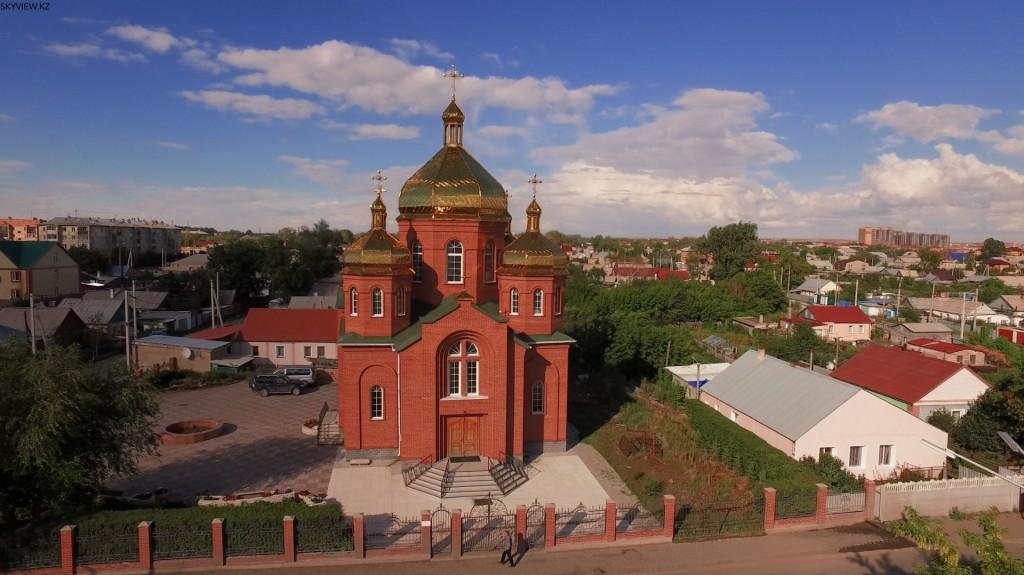 Церковь. Караганда
