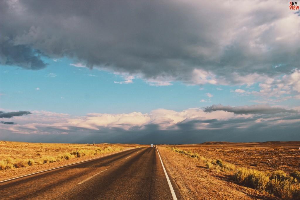 Казахстанские степи, во всей красе :)