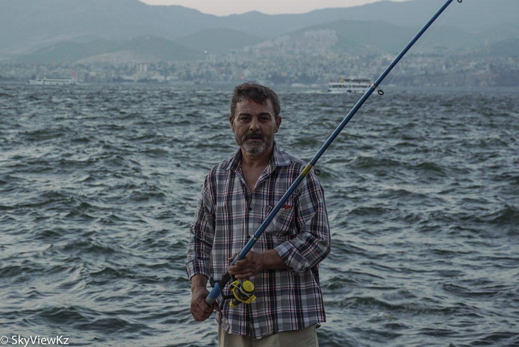 Турецкий рыбак