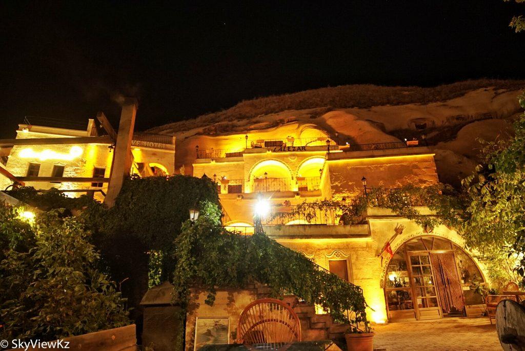 Kapadokya hotels