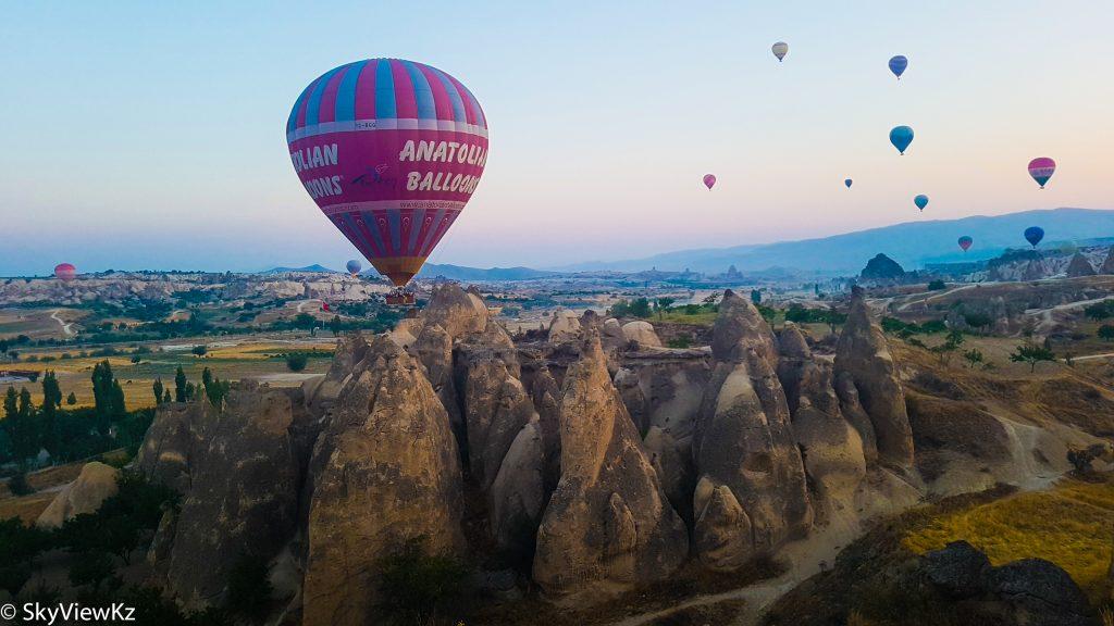 Kapadokya baloons
