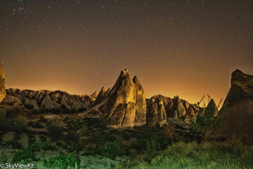 Kapadokya caves