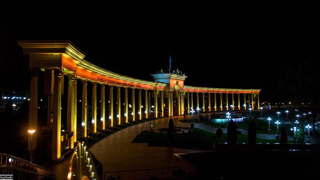 Парк первого Президента РК в Алматы