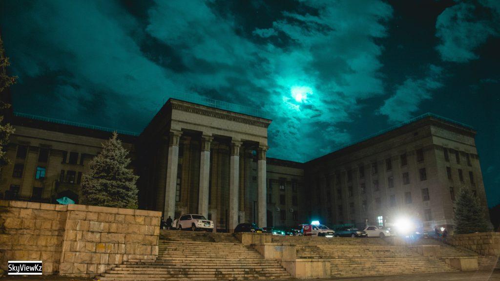Старая площадь Алматы