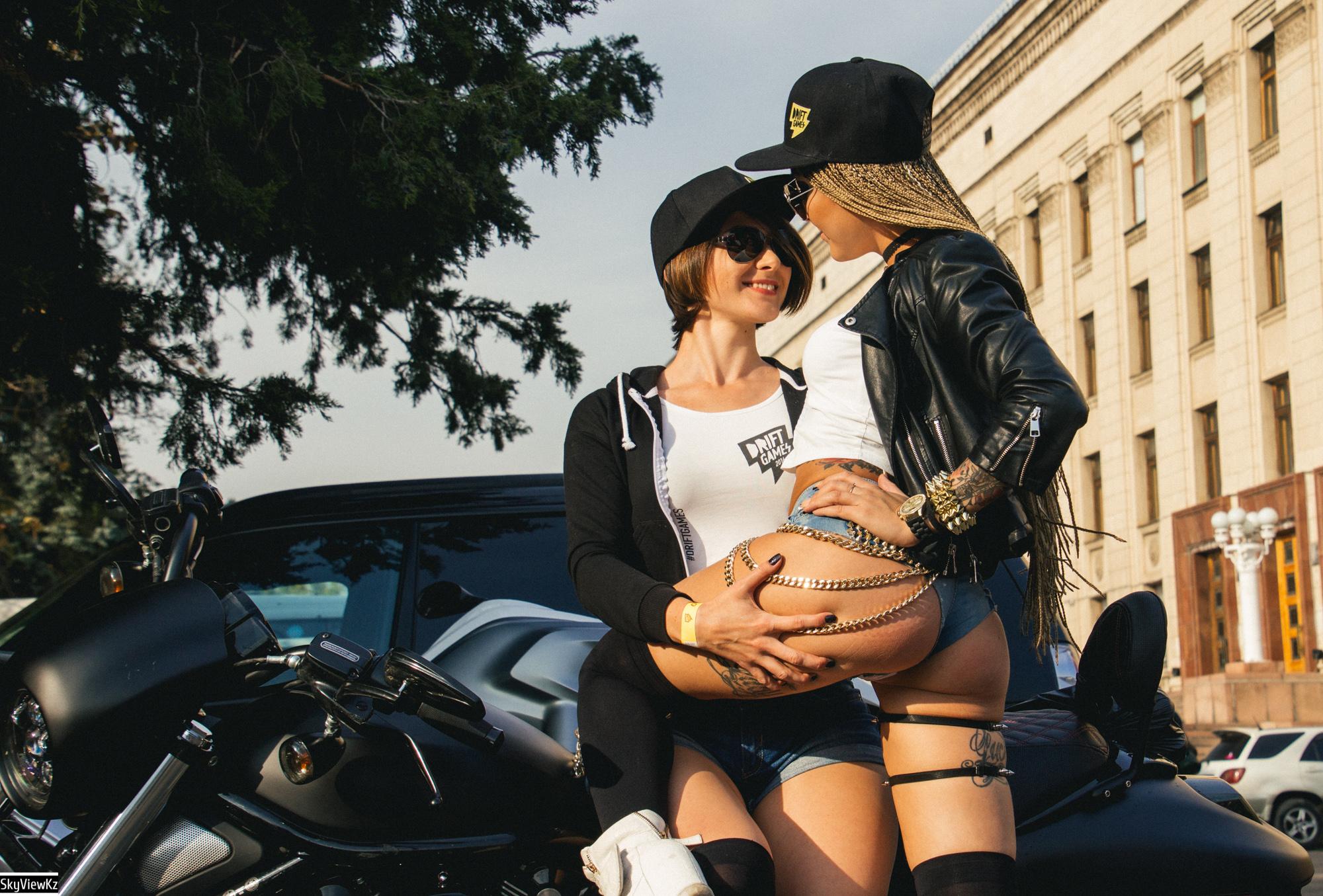 Девочки с Алматы дрифт шоу