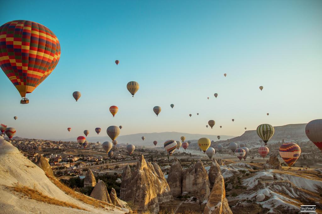 Турция 2017 — Как я путешествовал.
