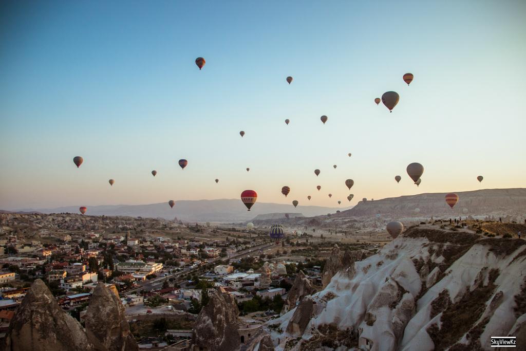 Cappadocia 2017 by SkyViewKz