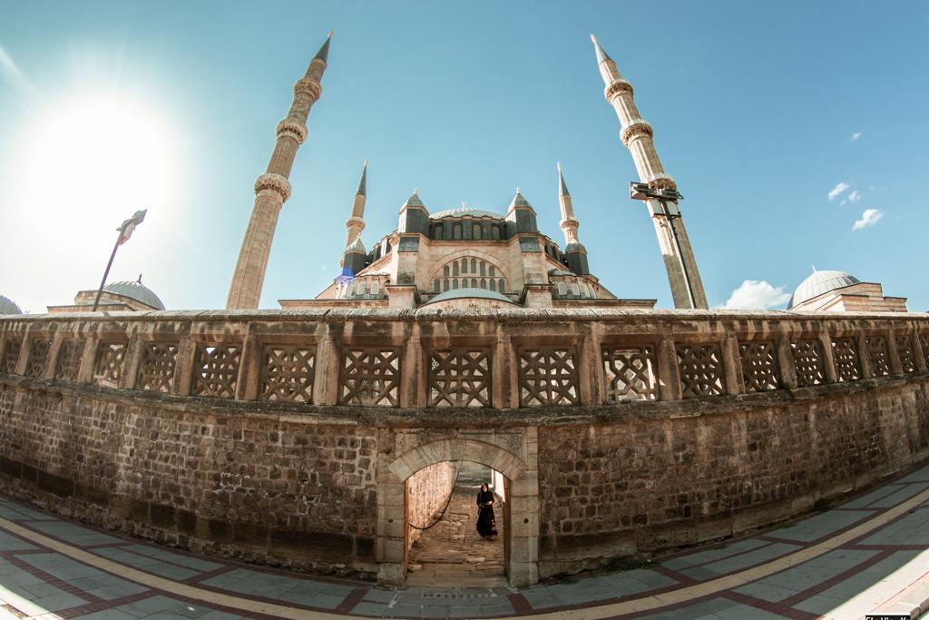 Мечеть в Эдирне