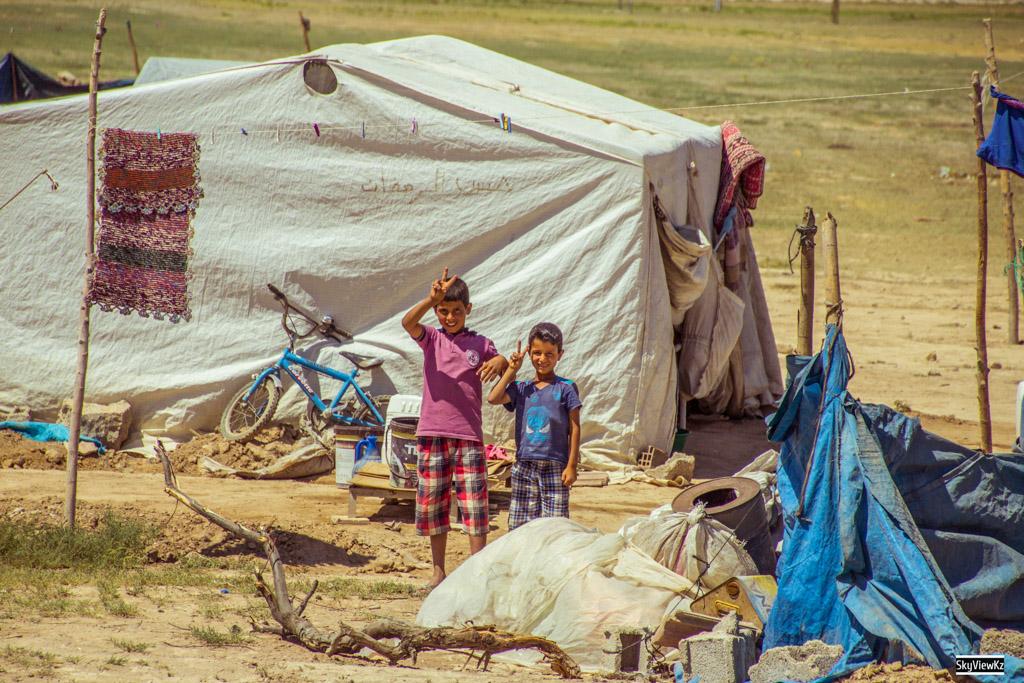 Сирийские беженцы by SkyViewKz
