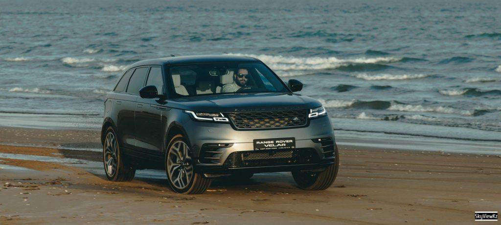 Range Rover Velar Almaty Kazakhstan