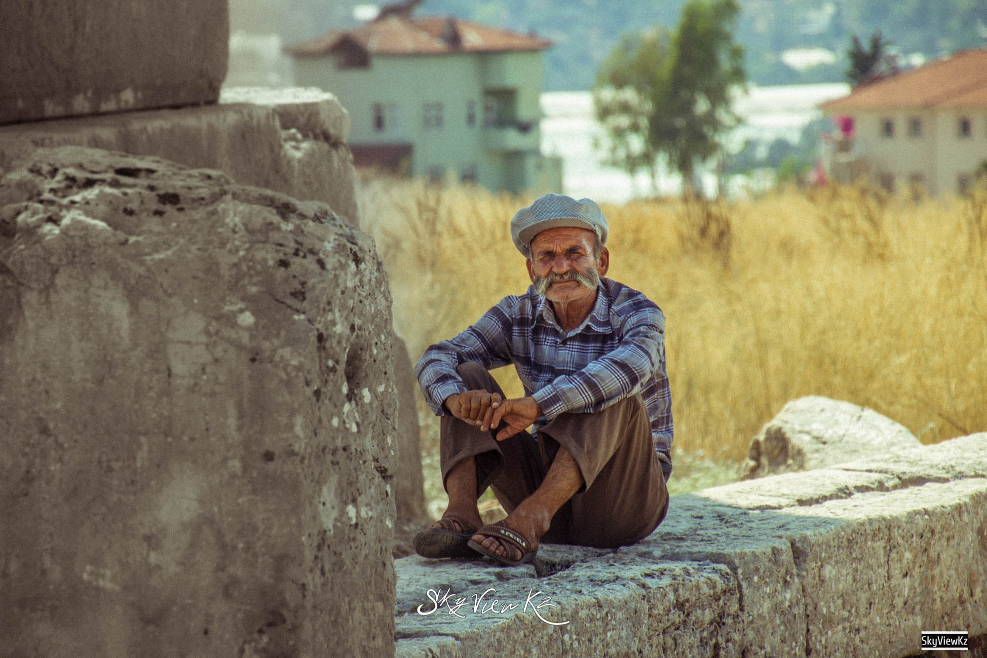 Турция. Пастух