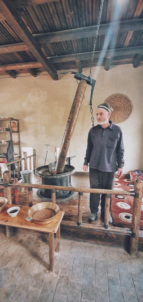 Самаркандский дедушка