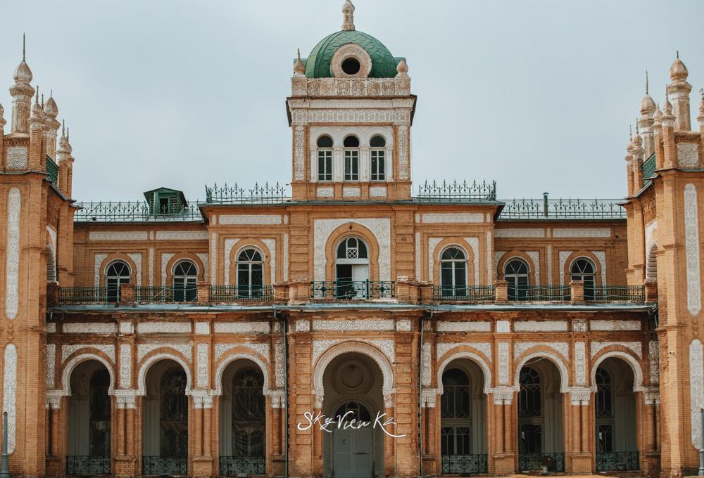 Дворец эмира Бухарского (Каган)